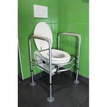 Accoudoirs de toilettes Bermudes